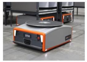 三菱商事と三菱商事ロジ 棚流動型ロボットの利用を開始