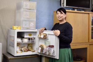 マンハッタンサービス オフィスおかんの惣菜利用、健康を「食」をサポート