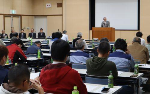 車限令の取り締まり強化 岡運協連、県高速協、岡ト協共催で講習会