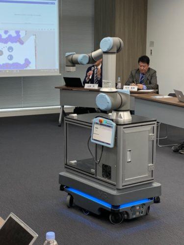 ユニバーサルロボット 新協働ロボットを発表