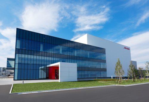 資生堂 新工場竣工、サプライチェーン戦略の構築を進める