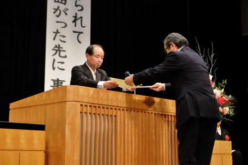 神ト協 事故防止コンクール表彰式、1351事業者が受賞