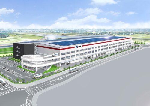 ESR 三重県でマルチテナント型物流施設を開発