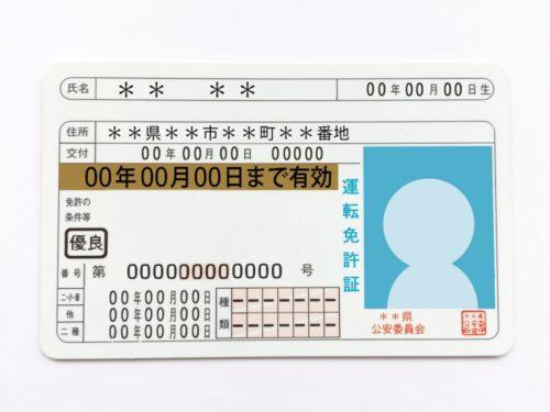 自社ドライバーの免許証が偽造 事故から発覚した衝撃の事実