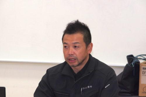 恵武急便 危険予知訓練など実施、「対話型」の安全会議
