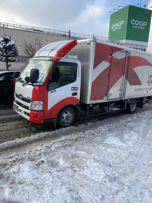 幸楽輸送 冬タイヤにドライバーの希望採用、安心感増で事故も減少