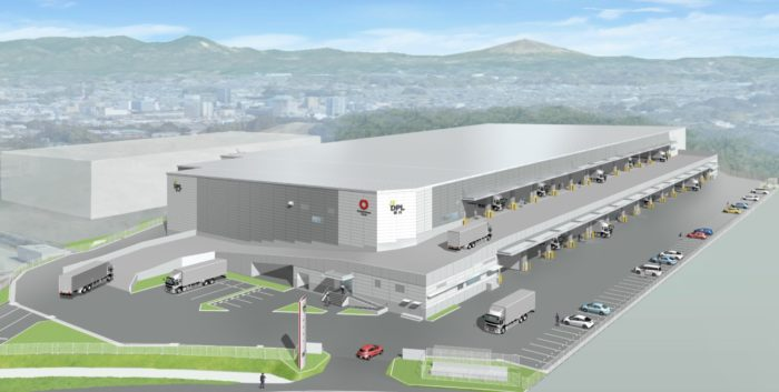 大和ハウス工業「DPL掛川」4月着工、掛川市と防災協定も