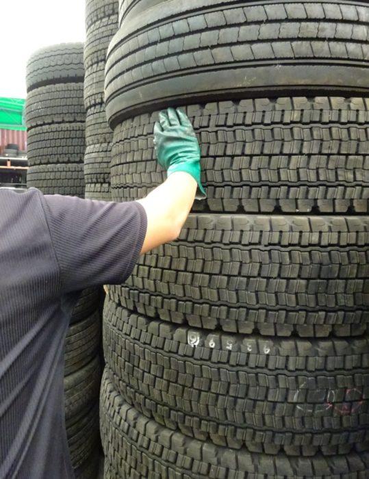 スリーブリッジ 高品質な中古タイヤ、国内向け強化で支援