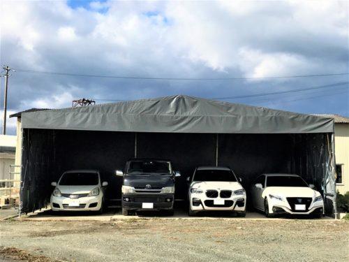 ゴーリキ 大型伸縮テントの販売開始