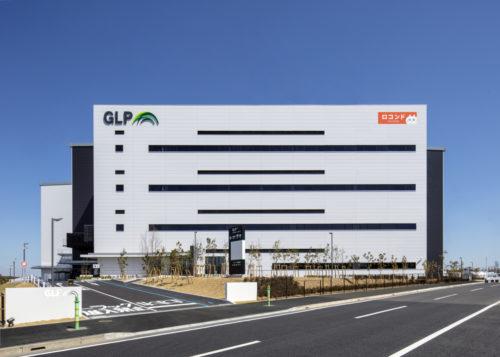 日本GLP ロコンドの専用施設「GLP八千代II」竣工