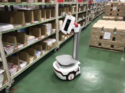 関通 自律走行ロボット「Syrius」を導入 関西、関東の2拠点で