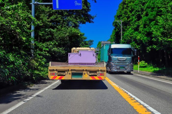 住民が警察署に「大型車通行禁止」申請 通行許可得てても「違反」?