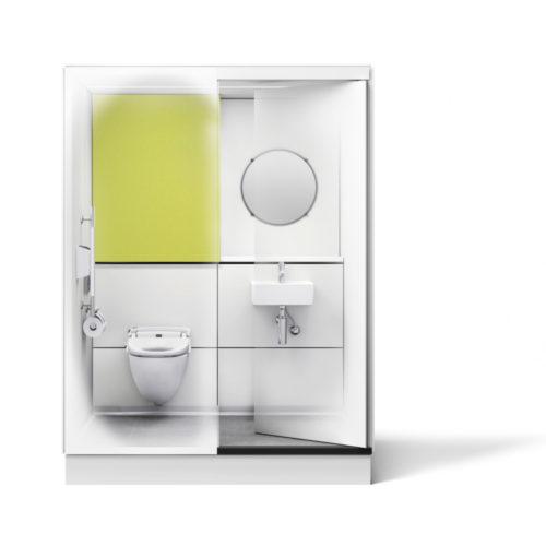 LIXIL 物流施設向け「移動可能なトイレ」の受注開始