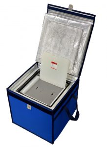 玉井化成 定温保持時間を約2倍に、新パッケージを販売