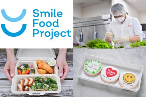 TOYO TIRE 「Smile Food Project」を支援