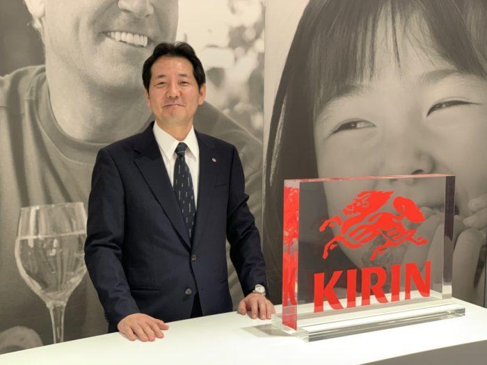 キリングループロジ山田崇文新社長 「キリン品質」さらなる向上へ(前編)