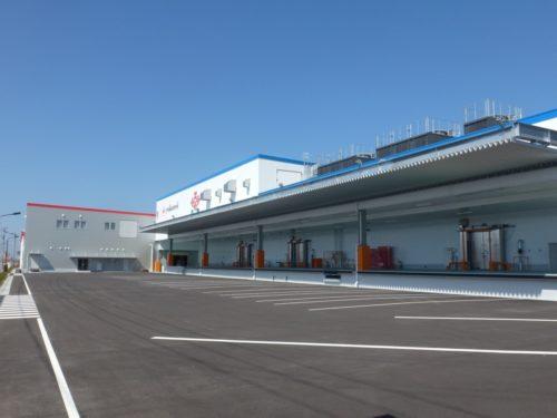 ヨコレイ 長崎市に冷凍工場を竣工、最大の凍結能力保有