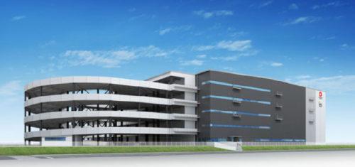 大和ハウス工業 広島西飛行場跡地の物流施設建設に着工