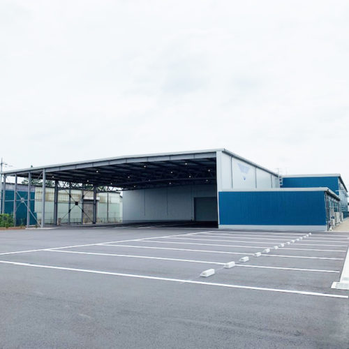 高伸物流 北関東共同配送センターを開設