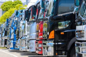 トラックドライバーの悩み 休憩はどこで?