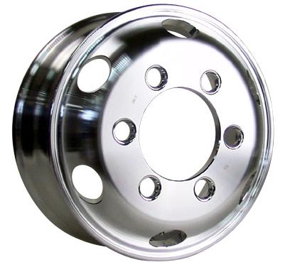 パーマンコーポ 軽量化で燃費向上 トラック用アルミホイール