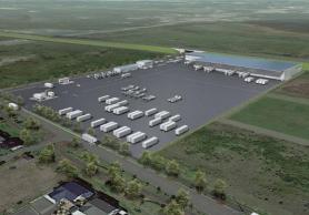 エア・ウォーター物流 苫小牧物流センター開設、フェリー幹線輸送拡大を目指す