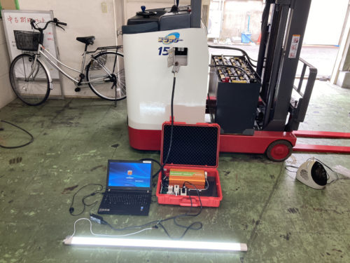 エム・デー・エス BCP・DCP対策に「フォークDE 電力変換器100V」