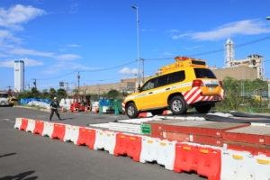首都高速道路 地震防災訓練を実施