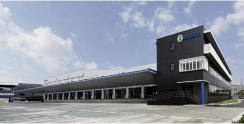 名鉄運輸 大阪市に新ターミナルが完成