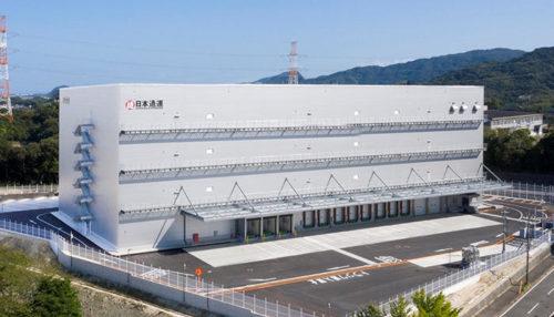 日本通運 九州医薬品センターを竣工、医薬品サプライチェーンの戦略的拠点へ