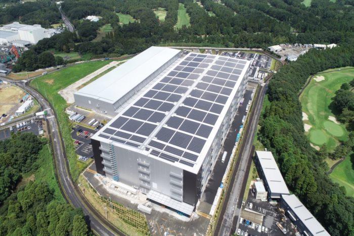 日本ベネックス 物流施設の「屋根借り」メガソーラー事業展開
