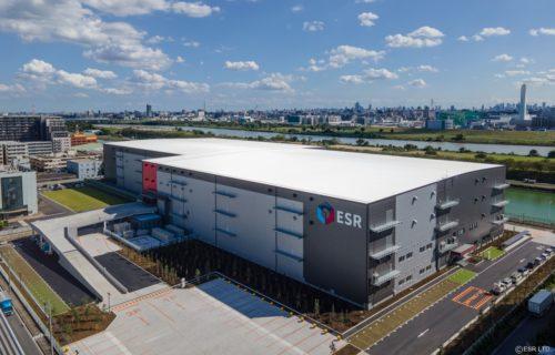 ESR 戸田ディストリビューションセンターが竣工
