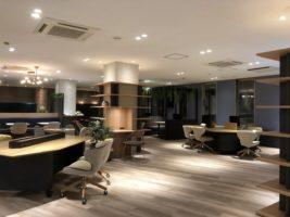 鈴与 本社1階に新ワーキングスペースをオープン