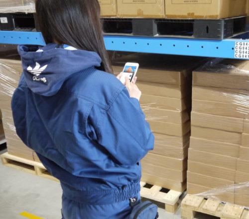 京セラ 「Platio」活用し1日で棚卸アプリを作成