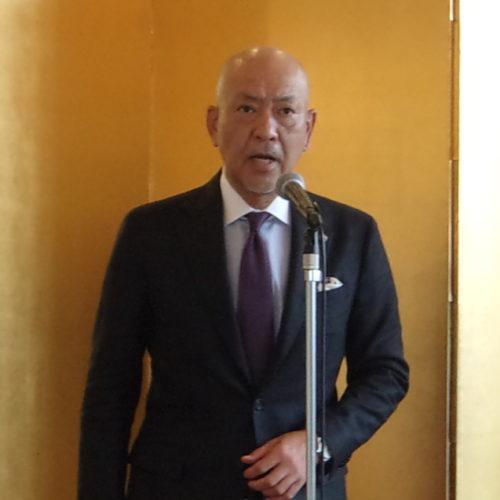全日本高速道路レッカー事業協組 「レッカーの日」制定授与式