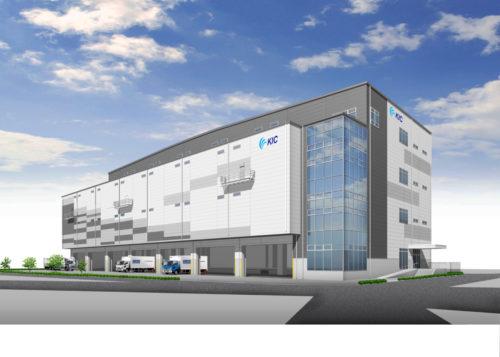 KIC 埼玉県越谷市に物流施設の開発を発表