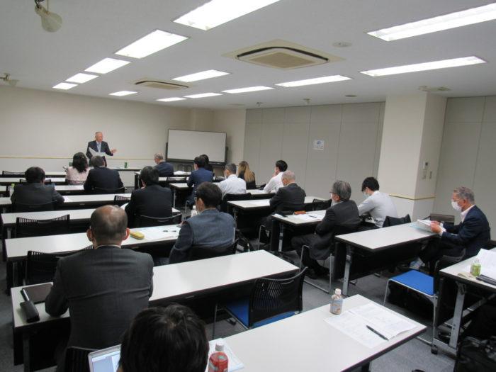 シーエムオー 大阪物流経営講座、就業規則制定を重要視