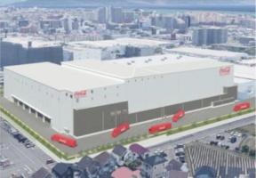 コカ・コーラボトラーズジャパン 明石市に物流センター建設開始