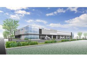KICアセットマネジメント 海老名ディストリビューションセンターの開発を発表