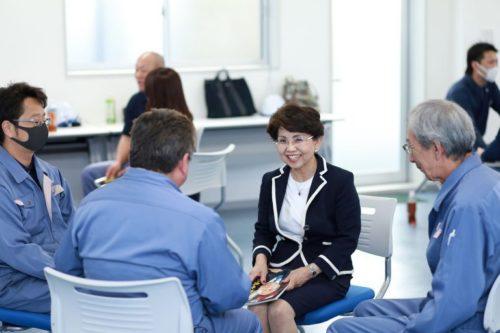 愛東運輸 社員教育に注力、人間力向上をテーマに
