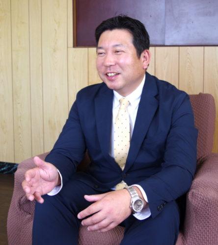 米田運輸 米田勝紀代表 垣根越えた取り組み推進「人との交流ありき」