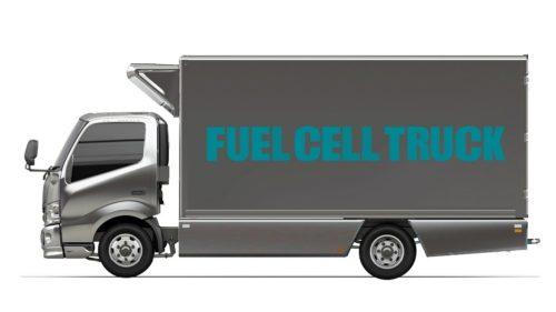 コンビニ3社とトヨタ、日野 FC小型トラックの導入目指す