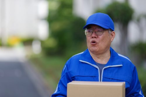 ドライバーの高齢化で労災も増える? 転倒や荷台からの落下で骨折