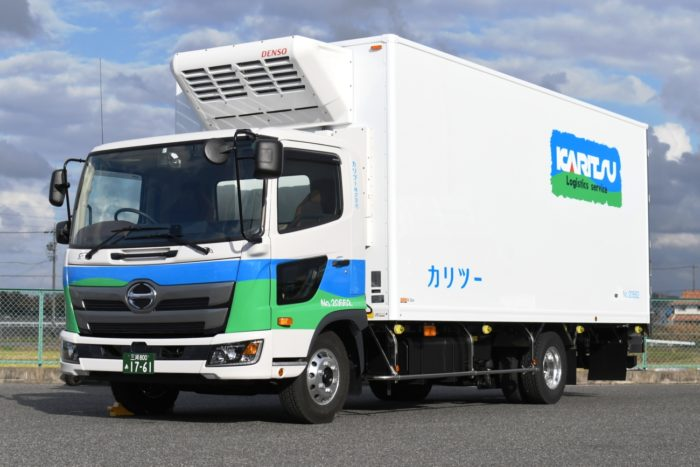 カリツー 「CLC70」立ち上げ、一般貨物の輸送拡大