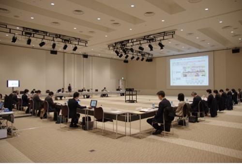 関東地方整備局 港湾の混雑対策などについて荷主意見交換会を開催