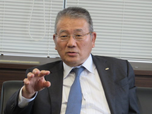 SBSグループ 鎌田正彦社長インタビュー(上) 裸一貫から年商4000億円