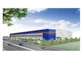 ロジランド 埼玉県羽生市で大型物流施設3棟の開発着手
