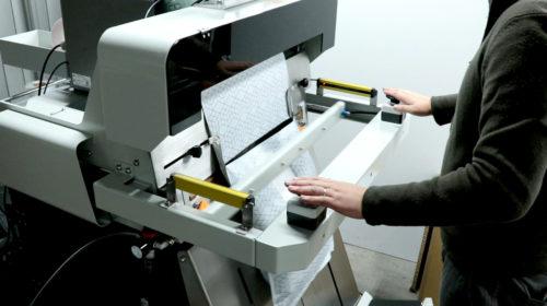 イメージ・マジック 自動梱包・仕分け機を提案