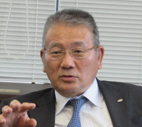 SBSグループ 鎌田正彦社長インタビュー(下) 次なる目標は年商1兆円企業