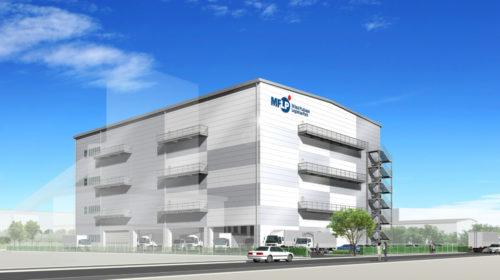 三井不動産ロジスティクスパーク 国内新規7物件の開発が決定